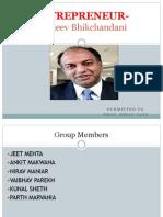 Sanjeev Bhikhchandani