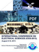 ICES 2013 Abstract Book