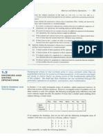 1.3 Matrices & Matrix Operations