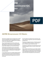 ACME DreamweaverCC
