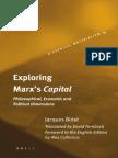 Bidet Jacques Exploring Marxs Capital Historical Materialism Book Series
