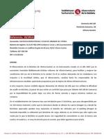 Aparcabicis supermercado LIDL (10/2014)