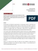 Aparcabicis supermercado ALDI (11/2014)