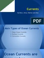 oceanography presenation 2014 alex d
