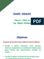 Gases Ideales Fisica