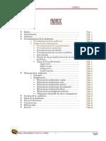 Procedimientos, Tecnicas de Auditoria