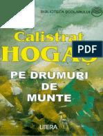 Calistrat Hogas - Pe Drumuri de Munte (Aprecieri)