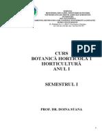 Botanica Horticola 1