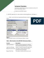 ASPNET Performance Counters