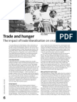 Trade and Hunger