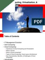 Cloud Computing & Virtualization09292012