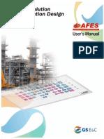 AFES English Manual