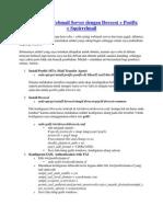 Konfigurasi Webmail Server Dengan Dovecot Postfix Squirrelmail