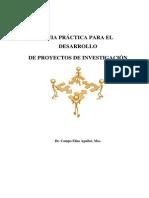 Guia Para El Desarrollo de Proyectos
