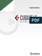 CubaseLE4 Operation Manual