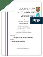 Clasificacion de Las Carreteras Oscar Salas