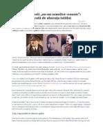 Ateii și dictatorii