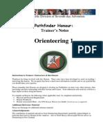 Orienteering 1