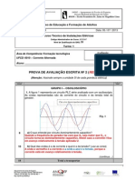 Teste-02 EFA-1 Corrente Alternada 2012-13 Resolvido