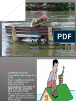 Ppt on Flood
