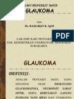 GLAUKOMA Dr Rahardjo