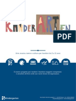 progetto KinderARTen