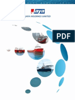 Jaya Holdings Annual Report 2011