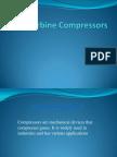 Axial Turnine Compressor