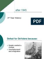 ireland after 1945
