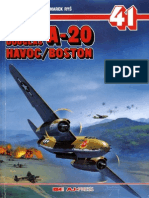 (Monografie Lotnicze No.41) Douglas A-20 Havoc/Boston