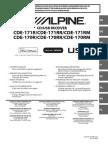 Alpine Cde - 170rr