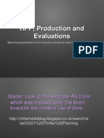 RPP, Production and Planning