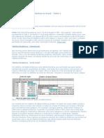 Tutorial de Tabelas Dinâmicas no Excel