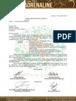 Surat Pengantar Proposal RS Satya Negara