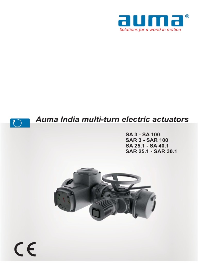 Auma India Actuator Wiring Diagram 34 Images Catalogue For Switch Electrical Connector 1510903233v1