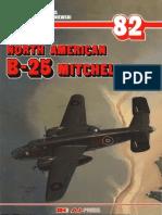 (Monografie Lotnicze No.82) North American B-25 Mitchell, Cz. 3