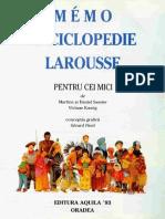 Enciclopedie LAROUSSE Pentru Copii