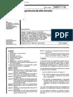 NBR 07118 - 1994 - Disjuntores de Alta Tensão