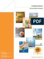 Indian Fertilizer Sector Annual Report Analysis