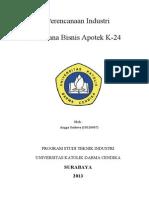 Rencana Bisnis Apotik K-24