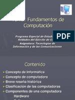 Presentación Introducción a la Computación
