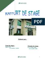 Rapport Credit Du Maroc (Agence EL JADIDA)