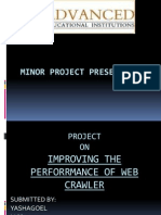 Minor Project Presentation