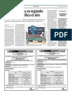 UTEC Presenta Su Segundo Panel Que Purifica El Aire