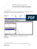 Mat Lab Programming