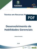 Caderno de RH (Desenvolvimento de Habilidades Gerenciais)