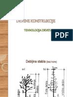 TEHNOLOGIJA drveta
