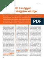 Folytatódik a magyar irodalom világjáró körútja