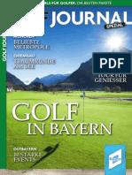 Golf in Bayern 2014