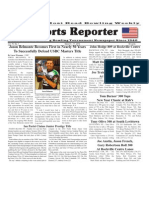 March 5 - 11, 2014 Sports Reporter